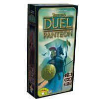 7 Divů Světa: Duel - Pantheon - Rozšíření