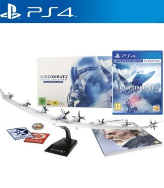 Ace Combat 7: Skies Unknown - Collectors Edition (PS4)