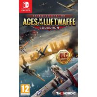 Aces of the Luftwaffe: Squadron Enchanced Edition (Switch)