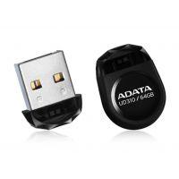 Adata Flash Drive UD310 64GB, USB 3.1, černá - AUD310-64G-RBK