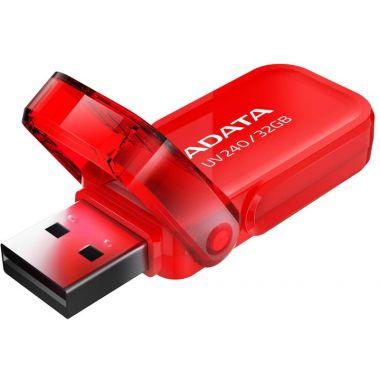 ADATA UV240 32GB, červená (AUV240-32G-RRD)