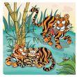 Albi Kouzelné čtení Minikniha pro nejmenší Zvířátka z divočiny