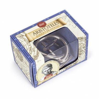 ALBI Kovový hlavolam Great Minds - Aristotelés