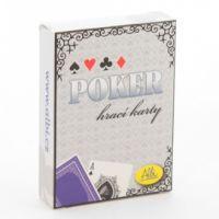 ALBI Poker - karty modré