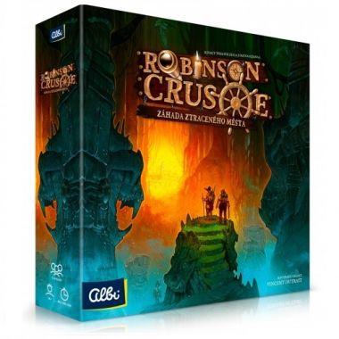 ALBI Robinson Crusoe - rozšíření