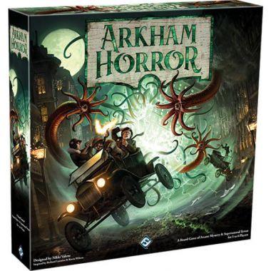 Arkham Horror CZ - 3. edice