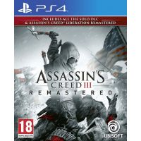 Assassins Creed 3 Remastered (PS4)
