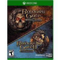 Baldurs gate 1+2 enhanced edition (Xbox One)