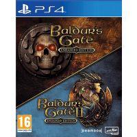 Baldurs gate 1+2 enhanced edition (PS4)
