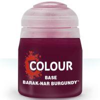 Barva Citadel Base: Barak-Nar Burgundy - 12ml