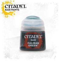 Barva Citadel Base: Caliban Green - 12ml