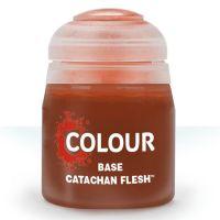 Barva Citadel Base: Catachan Fleshtone - 12ml