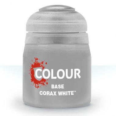 Barva Citadel Base: Corax White - 12ml