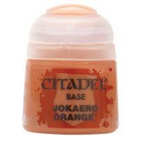 Barva Citadel Base: Jokaero Orange - 12ml