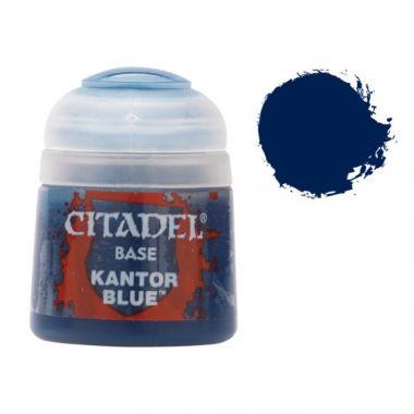 Barva Citadel Base: Kantor Blue - 12ml
