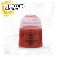 Barva Citadel Base: Mephiston Red - 12ml