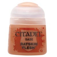 Barva Citadel Base: Ratskin Flesh - 12ml