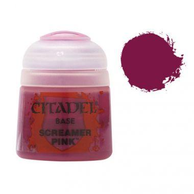 Barva Citadel Base: Screamer Pink - 12ml