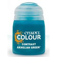 Barva Citadel Contrast: Akhelian Green - 18ml
