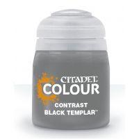 Barva Citadel Contrast: Black Templar - 18ml