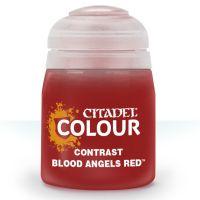 Barva Citadel Contrast: Blood Angels Red - 18ml