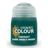 Barva Citadel Contrast: Dark Angels Green - 18ml