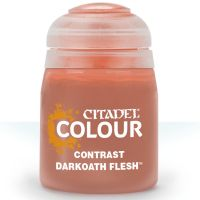 Barva Citadel Contrast: Darkoath Flesh - 18ml