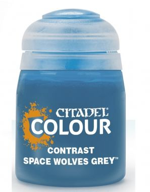Barva Citadel Contrast: Gryph-Charger Grey - 18ml