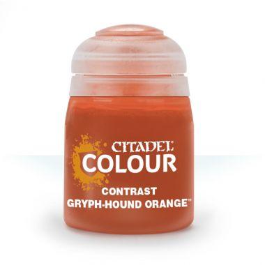 Barva Citadel Contrast: Gryph-Hound Orange - 18ml