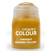 Barva Citadel Contrast: Nazdreg Yellow - 18ml