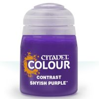 Barva Citadel Contrast: Shyish Purple - 18ml
