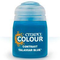 Barva Citadel Contrast: Talassar Blue - 18ml
