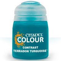 Barva Citadel Contrast: Terradon Turquoise - 18ml