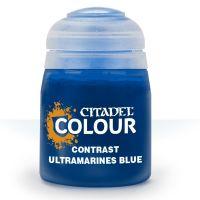 Barva Citadel Contrast: Ultramarines Blue - 18ml