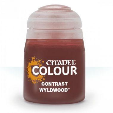 Barva Citadel Contrast: Wyldwood 18ml