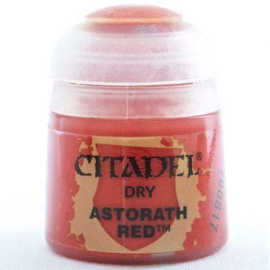 Barva Citadel Dry: Astorath Red - 12ml