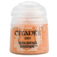 Barva Citadel Dry: Golgfag Brown - 12ml
