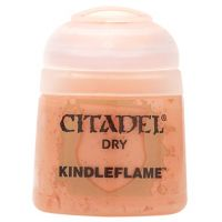 Barva Citadel Dry: Kindleflame - 12ml