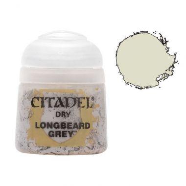 Barva Citadel Dry: Longbeard Grey - 12ml