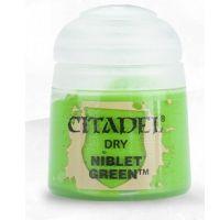 Barva Citadel Dry: Niblet Green - 12ml