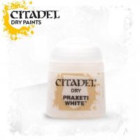 Barva Citadel Dry: Praxeti White - 12ml