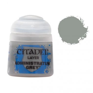 Barva Citadel Layer: Administratum Grey - 12ml