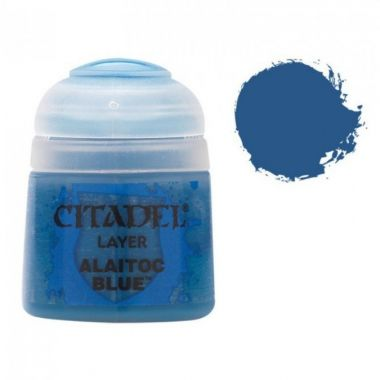 Barva Citadel Layer: Alaitoc Blue - 12ml