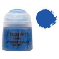 Barva Citadel Layer: Altdorf Guard Blue - 12ml