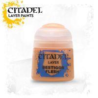 Barva Citadel Layer: Bestigor Flesh - 12ml