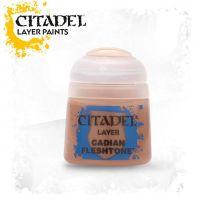 Barva Citadel Layer: Cadian Fleshtone - 12ml