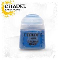 Barva Citadel Layer: Calgar Blue - 12ml