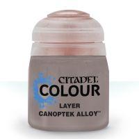 Barva Citadel Layer: Canoptek Alloy - 12ml