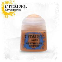 Barva Citadel Layer: Deathclaw Brown - 12ml