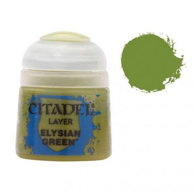 Barva Citadel Layer: Elysian Green - 12ml